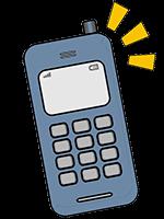 Мы ремонтируем старые телефоны